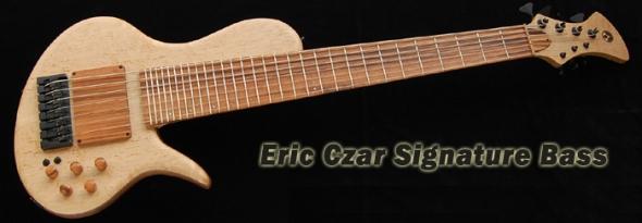 Eric Czar Signature Bass